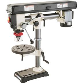 "34"" Benchtop Radial Drill Press"