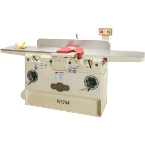 """12"""" Heavy-Duty Jointer with Adjustable Beds"""