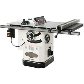"""10"""" 3 HP Cabinet Table Saw with Riving knife"""