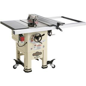 "10"" 2 HP Open Stand Hybrid Table Saw"