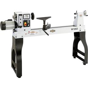 "22"" x 42"" Variable-Speed Wood Lathe"