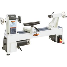 "12"" x 18"" Variable-Speed Benchtop Wood Lathe"