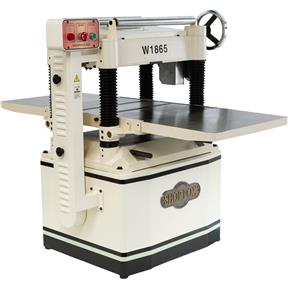 """20"""" 5 HP Planer with Helical Cutterhead"""