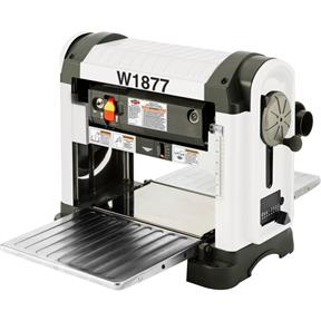 """13"""" Benchtop Planer With Spiral-Style Cutterhead"""