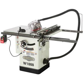 "10"" Hybrid Table Saw With Riving Knife"