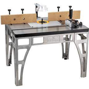 The Rebel® Router Table