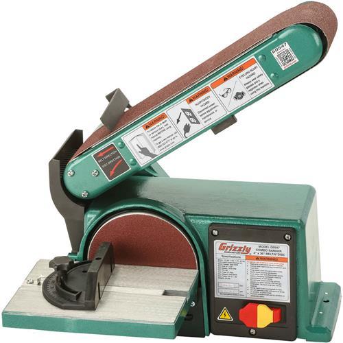 4' x 36' Belt/6' Disc Combo Sander Hard Drive Sander Wiring Diagram on