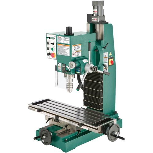 Milling Machines - Grizzly com