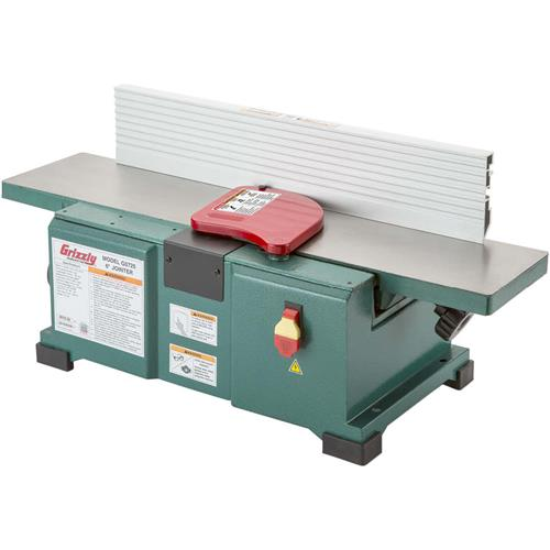6 X 28 Benchtop Jointer