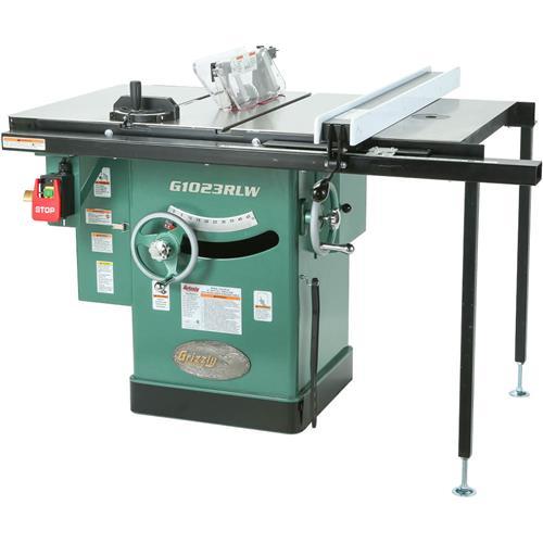 10 3 Hp 240v Cabinet Left Tilting Table Saw