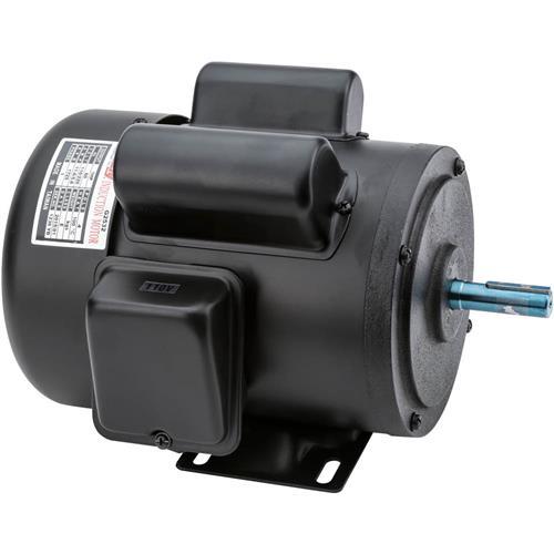Heavy duty motor 1 hp single phase 1725 rpm tefc 110v 220v for 3 hp single phase 220v motor