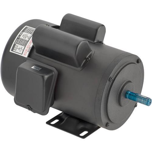 Heavy-Duty Motor 1-1/2 HP Single-Phase 3450 RPM TEFC 110V/220V