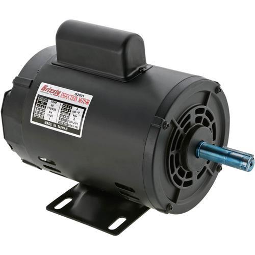 Motor 1 2 Hp Single Phase 1725 Rpm Open 110v 220v