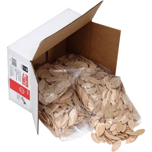 Porter-Cable 5553 1000//Pk #20 Bulk Biscuit Package (Sold By 2 Pack