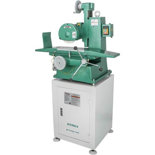 6 Quot X 12 Quot Surface Grinder W Stand Grizzly Industrial