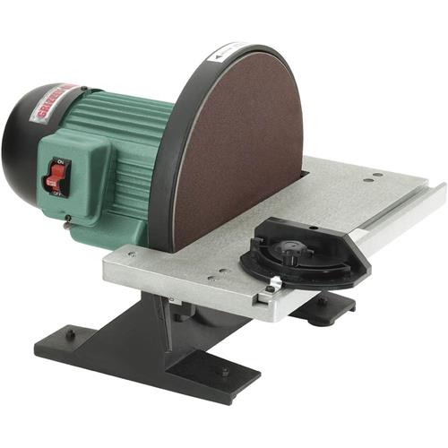 12 Quot Disc Sander Grizzly Industrial