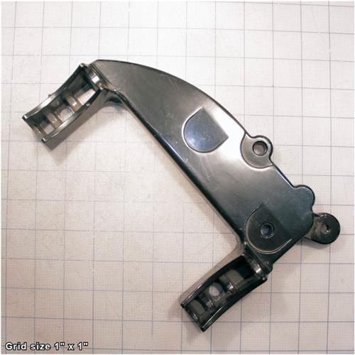 TRUNNION SUPPORT BRACKET ALUMINUM
