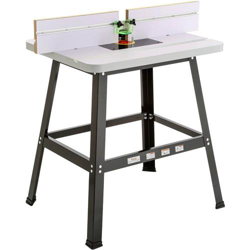 Router Table With Stand