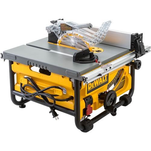 10 Compact Job Site Table Saw